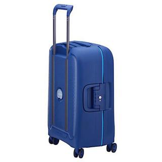 DELSEY 法国大使 双杆万向轮拉杆箱旅行箱登机箱 00384480102 蓝色 20英寸