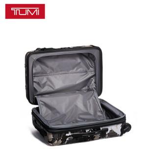 TUMI 途明 商务休闲登机箱拉杆箱 20英寸 0228260AFL 灰色
