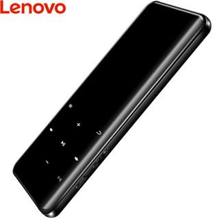 联想(Lenovo) 录音笔 B612 8G 专业高清降噪高灵敏触摸LED彩屏 蓝牙链接视频播放FM电台 MP3/MP4学习会议