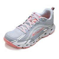 Columbia 哥伦比亚 溯溪鞋 户外女士缓震科技网布透气舒适两栖鞋徒步鞋 DL2073 031 灰色(女) 37