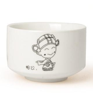 惠钰 多肉花盆 陶瓷创意花盆 白瓷多肉小花盆 盆栽小花盆4个装 (不含植物)HY-H1522