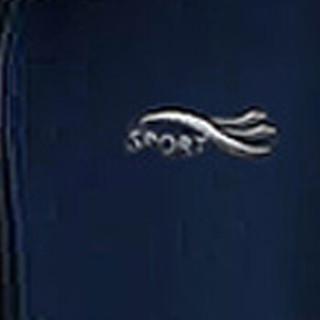 卡帝乐鳄鱼(CARTELO)卫衣套装 男士时尚休闲卫衣运动服三件套311B-1-999藏青色4XL