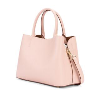 AOKANG 奥康 手提包时尚女士韩版百搭简约单肩手提包 8911368048 粉色