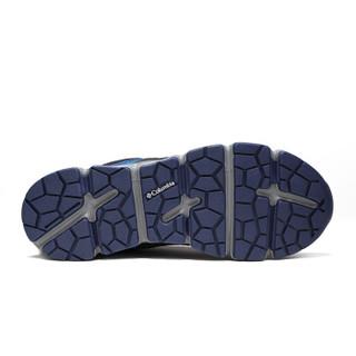 Columbia 哥伦比亚 溯溪鞋 户外男款轻盈缓震涉水鞋 DM2073 469 黑蓝色(男) 40