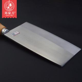 邓家刀 重庆大足锻打不锈钢菜刀 斩切两用刀 CSD-106