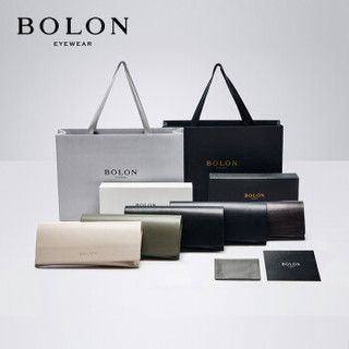 暴龙BOLON太阳镜男款19年新款经典时尚太阳眼镜多边形框墨镜BL8063C10