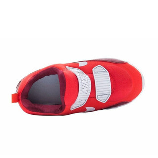 耐克(Nike)童鞋 减震气垫鞋 男女童防滑耐磨运动鞋881927-603 红色/白色 03Y/35码