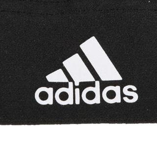 adidas 阿迪达斯 女子 训练系列 ALL ME 3S 运动 健美衣 DU1290 黑色 XS码