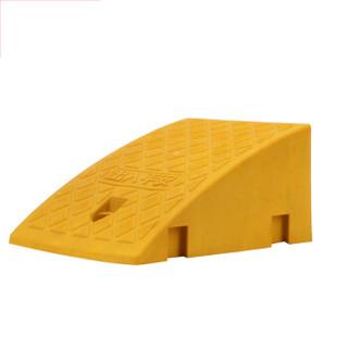 鼎红塑料斜坡垫上坡垫三角垫汽车爬坡垫门槛垫马路牙子台阶垫路沿坡阶梯坡