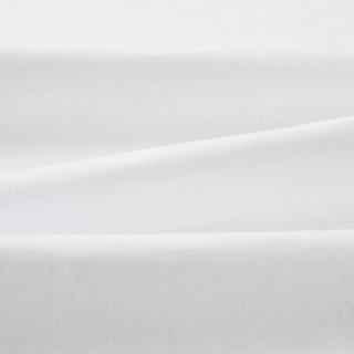 HLA海澜之家短袖T恤男2019夏季新品简约字母款圆领舒适短T男款HNTBJ2R105A米白花纹(A5)175/92A(50)