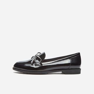 hotwind 热风 H02W9501 女士时尚单鞋 01黑色 36