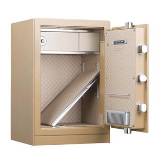 艾谱(AIPU)FDX-A/D-30LR 灵睿系列全钢入墙 电子密码保险箱