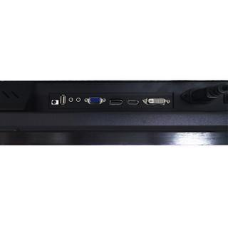 凯旋华触 43英寸VR款电容触摸屏全景游戏装修设计一体机电脑 独立显卡GTX1650 H110+i3-7100 4G+120G固态硬盘