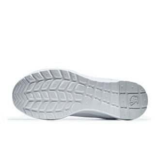 CAMEL 骆驼 情侣款休闲跑步鞋系列 运动鞋男女情侣款跑步鞋学生时尚休闲鞋子轻便透气跑鞋 A91600605 女款白色 36
