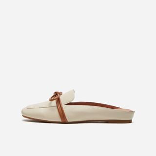 hotwind 热风 女士时尚单鞋 H33W9512 03米色 38