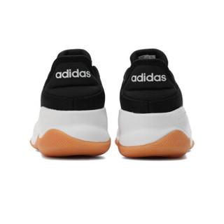 adidas 阿迪达斯 男子篮球系列 STREETFLOW 运动 篮球鞋 F36737 42码 UK8码 黑色