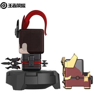 腾讯机器人 王者荣耀吕布豪华版智能机器人 游戏娱乐 智能音箱 智能对话 游戏机器人