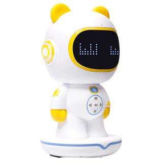 优彼(ubbie)智能教育机器人早教机优比语音遥控对话学习陪伴wifi3岁以上婴幼儿童玩具 8G内存版