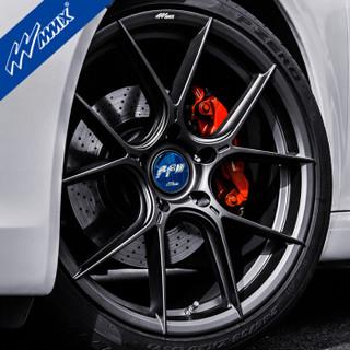 MMX 旋压汽车改装轮毂 F102 18x8J雷克萨斯IS ES 英菲尼迪Q50L 讴歌CDX 锐志思域昂克赛拉菲斯塔 5*114.3
