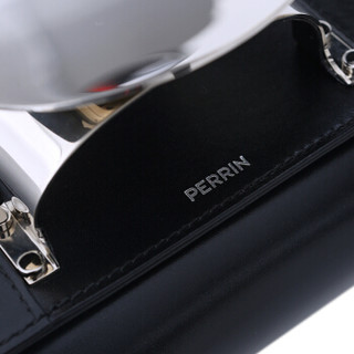 PERRIN PARIS DISC 系列 小牛皮插手式手拿包 DISC5CALS黑色