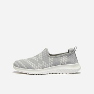 hotwind 热风 H23W9506女士时尚休闲鞋 04白色 38