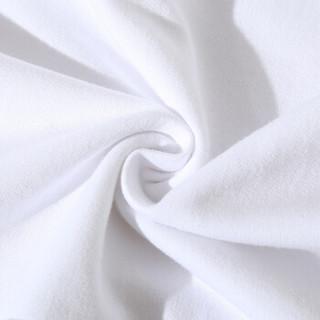 卡帝乐鳄鱼(CARTELO)卫衣男2019春季新款韩版潮流长袖T恤运动休闲连帽套头衫 黑色 2XL