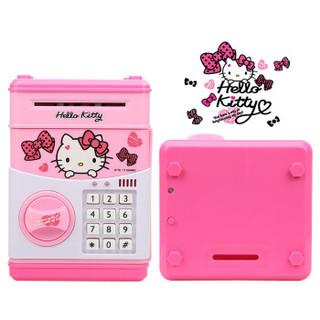 凯蒂猫(Hello Kitty)儿童存钱罐音乐储钱罐过家家玩具女孩礼物 KT-8598