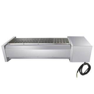 圣托(Shentop)大型无烟烧烤炉 商用电热烧烤机 烤生蚝烤鸡排烤串机 不锈钢电烤炉 STKA-SK5