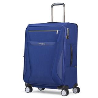 Samsonite 新秀丽 拉杆箱 行李箱男女万向轮旅行箱 大容量可扩展 TR7*41003 海军蓝 29英寸
