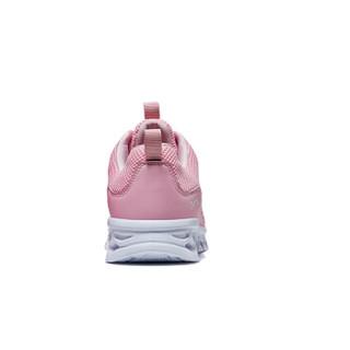 CAMEL 骆驼 运动鞋 男女 跑步鞋时尚休闲情侣款鞋子透气超轻跑鞋 A91600604 女款 粉红 39