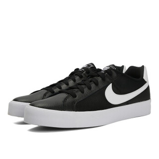 NIKE 耐克 男子 板鞋/复刻鞋 NIKE COURT ROYALE AC 运动鞋  BQ4222-002  黑色 41码
