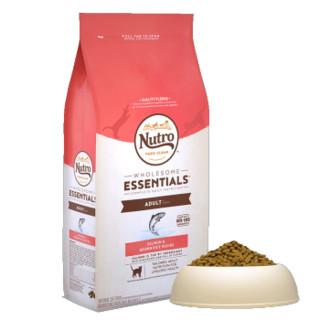 88VIP : Nutro 美士 三文鱼肉糙米成猫粮 2.27kg