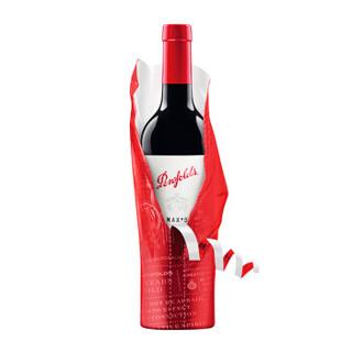 澳洲原瓶进口 奔富麦克斯经典干红葡萄酒西拉赤霞珠 750mL*6瓶 整箱装
