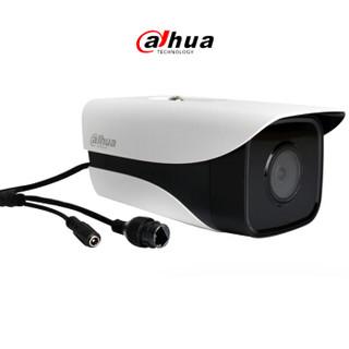 大华(dahua)400万H.265网络高清夜视室内外POE监控套装 6路
