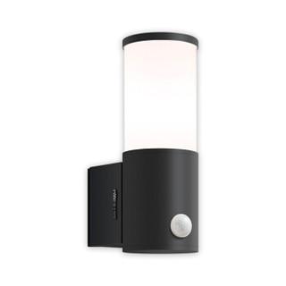 nVc/雷士 红外感应LED壁灯 EXBB9016/6 6W 灰色主体+白色面罩