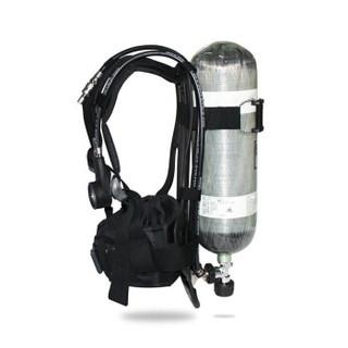 谋福 CNMF 8382  正压式空气呼吸器 RHZKF6.8L升消防空气呼吸器