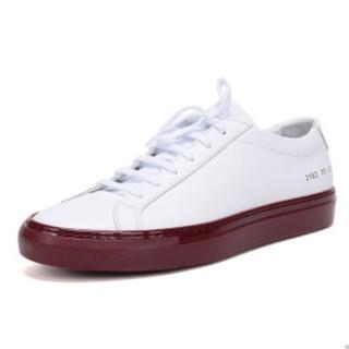 京东PLUS会员 : COMMON PROJECTS  2162 0539  男士皮革系带休闲鞋 *3件