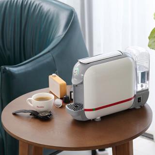 Barsetto胶囊咖啡机全自动家用办公室意式迷你BAC731B