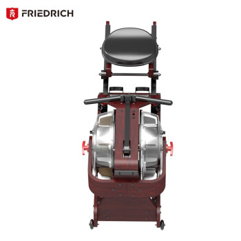 FriedRich 腓特烈 宙斯R1 折叠智能红木划船器 (实木、水阻型)