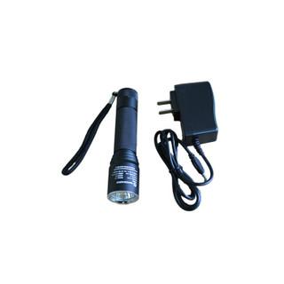 紫光照明(Purple Lighting)YJ1010B固态微型强光防爆电筒