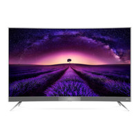 乐华(ROWA)49BC7600 49英寸曲面智能WIFI液晶电视
