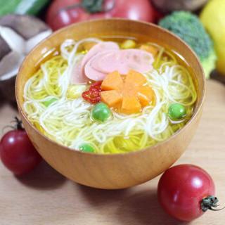 方广 宝宝辅食 含钙铁锌+维生素 不加食盐儿童营养面条 300g*3盒装(6个月以上婴幼儿适用)