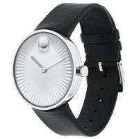 MOVADO 摩凡陀 Edge系列 3680001 男士时装腕表
