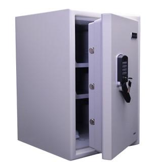 盾牌3245WSDC-BD办公保险柜箱防火防水防盗多功能保险柜UL防火2小时认证电子密码保险柜配置锁地高69CM