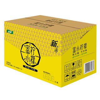 怡宝 蜜水柠檬水果饮料 480ml*15整箱装 (蜂蜜+柠檬果汁饮料)
