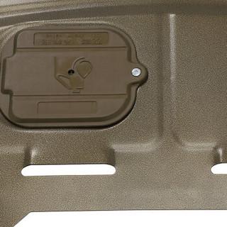 睿卡(Racen)丰田奕泽CHR发动机护板 底盘装甲 发动机下护板 保护板 地盘挡泥板防护板专用改装