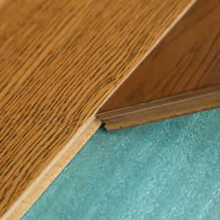 贝尔(BBL)北欧古橡 地热环保多层 实木复合地板