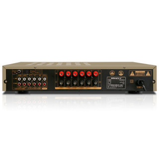 奇声(QISHENG)AV1800 家庭影院会议室功放机 KTV卡包专用功放机 家用蓝牙电视音响功率放大器