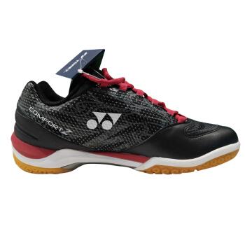 YONEX 尤尼克斯 羽毛球鞋yy新款超轻透气减震防滑林丹限量版运动鞋 SHB-CFZMEX 黑色 43