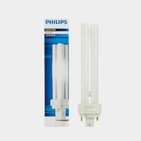 PHILIPS/飞利浦 节能灯 分离式节能灯 PL-C 18W/840 2P 18W 冷白光
